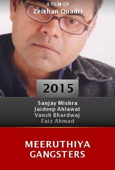 Ver película Meeruthiya Gangsters