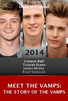Watch Meet the Vamps: The Story of the Vamps online stream