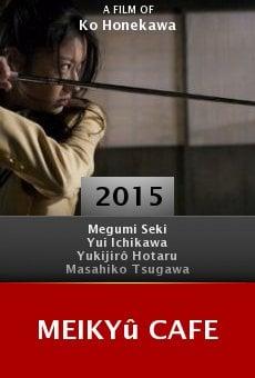 Watch Meikyû Cafe online stream