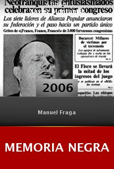 Memoria negra online free