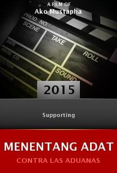 Ver película Menentang Adat