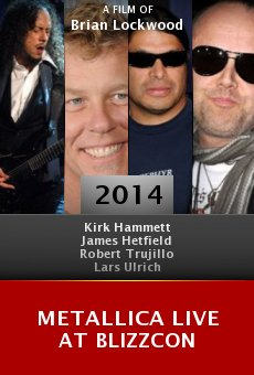 Watch Metallica Live at Blizzcon online stream