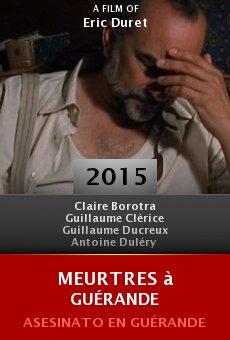 Ver película Meurtres à Guérande