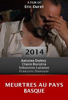 Ver película Meurtres au Pays basque