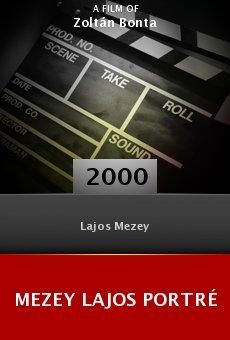 Mezey Lajos portré online free