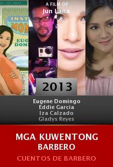 Ver película Mga kuwentong barbero