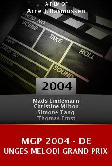 Mgp 2004 - de unges melodi grand prix online free