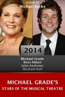 Michael Grade's Stars of the Musical Theatre online