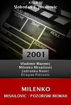 Milenko Misailovic - pozorisni monah online free