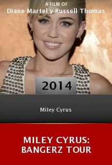 Ver película Miley Cyrus: Bangerz Tour