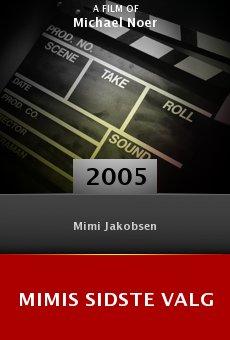 Mimis sidste valg online free