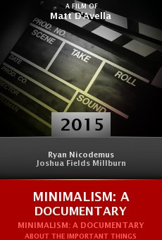 Watch Minimalism: A Documentary online stream