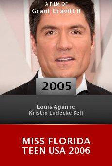 Miss Florida Teen USA 2006 online free