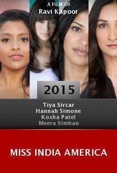 Miss India America online