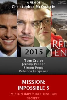 Ver película Mission: Impossible 5