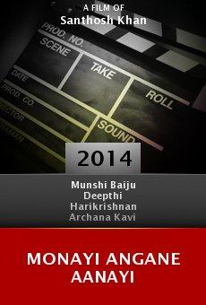 Ver película Monayi Angane Aanayi