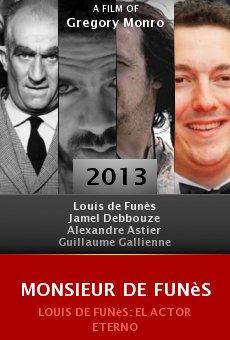 Ver película Monsieur de Funès