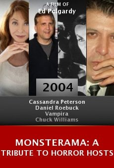 Monsterama: A Tribute to Horror Hosts online free