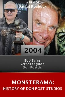Monsterama: History of Don Post Studios online free