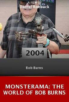 Monsterama: The World of Bob Burns online free