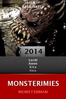 Ver película Monsterimies