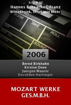 Mozart Werke Ges.m.b.H. online free