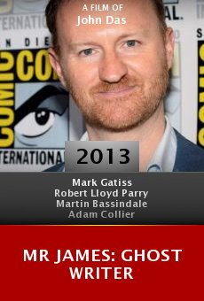 Ver película MR James: Ghost Writer