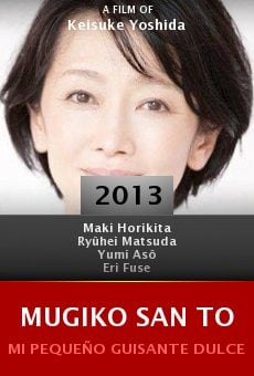 Watch Mugiko san to online stream