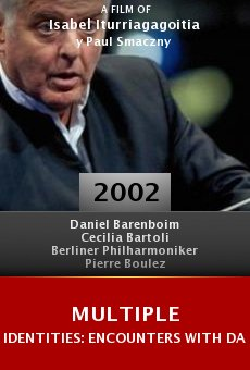 Multiple Identities: Encounters with Daniel Barenboim online free