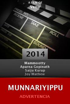 Watch Munnariyippu online stream