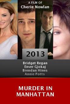 Ver película Murder in Manhattan