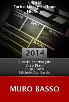 Watch Muro Basso online stream
