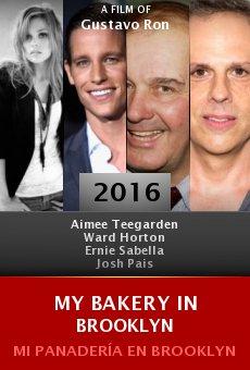 Watch My Bakery in Brooklyn online stream