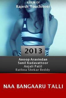 Ver película Naa Bangaaru Talli