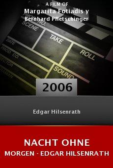 Nacht ohne Morgen - Edgar Hilsenrath online free