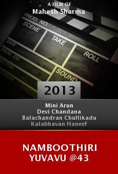 Ver película Namboothiri Yuvavu @43