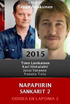 Ver película Napapiirin sankarit 2