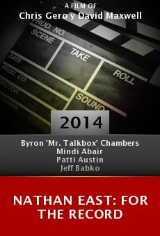 Watch Nathan East: For the Record online stream
