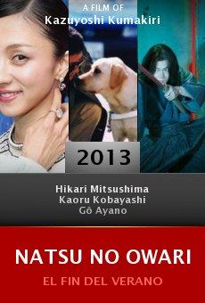 Natsu no owari online free
