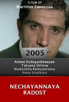 Nechayannaya radost online free