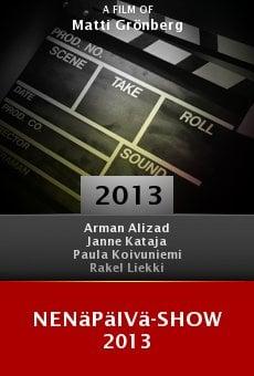 Watch Nenäpäivä-show 2013 online stream