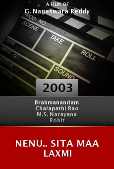 Nenu.. Sita Maa Laxmi online free