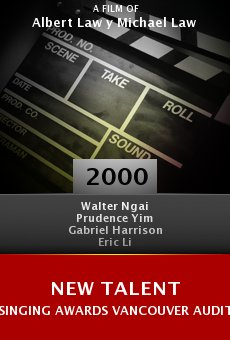 New Talent Singing Awards Vancouver Audition 2000 online free