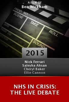 NHS in Crisis: The Live Debate Online Free