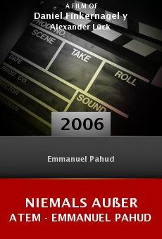 Niemals außer Atem - Emmanuel Pahud online free