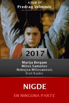 Ver película Nigde