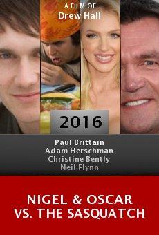 Ver película Nigel & Oscar vs. The Sasquatch