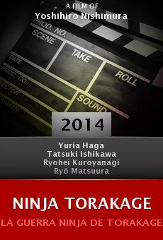 Ver película Ninja Torakage