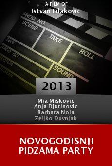 Ver película Novogodisnji pidzama party