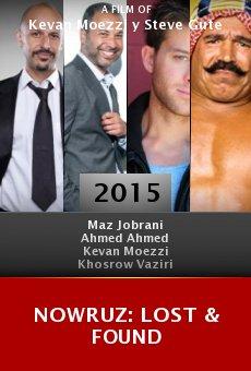 Ver película NOWRUZ: Lost & Found